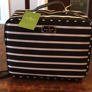 Kate Spade make up bag. New